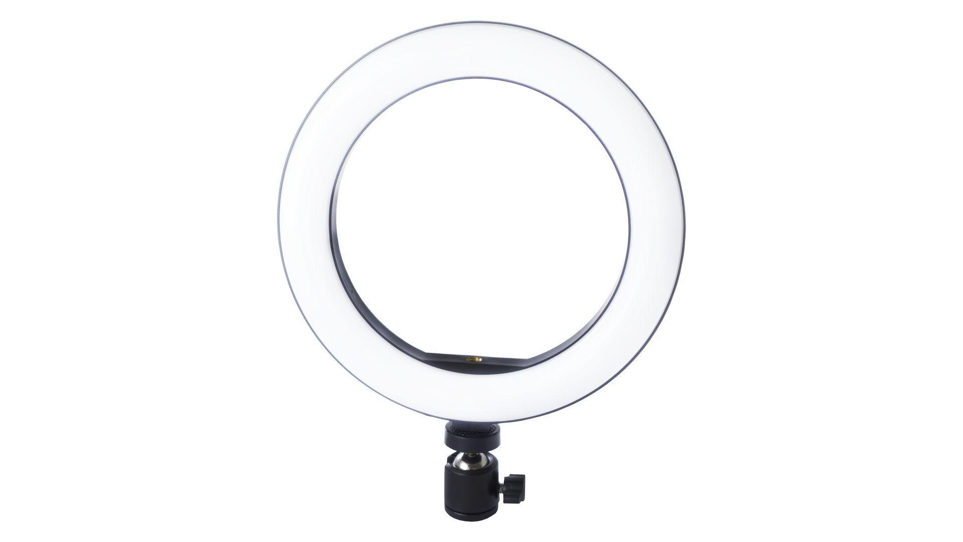 Кольцевая LED лампа Elite - 200 мм 5
