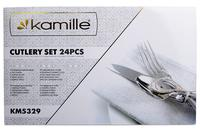 Набор столовый Kamille - 24 ед. 5329