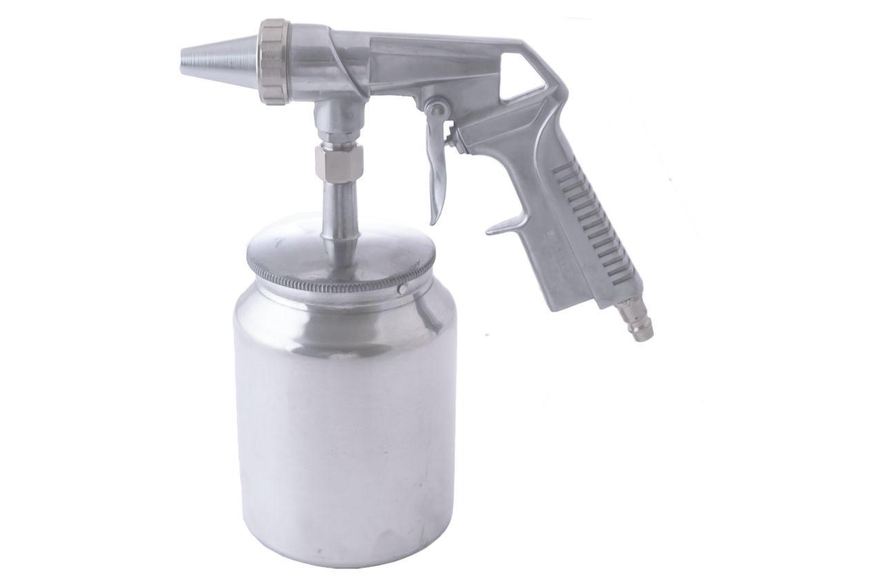 Пневмопистолет пескоструйный Mastertool - 1000 мл x 6 мм конус 1
