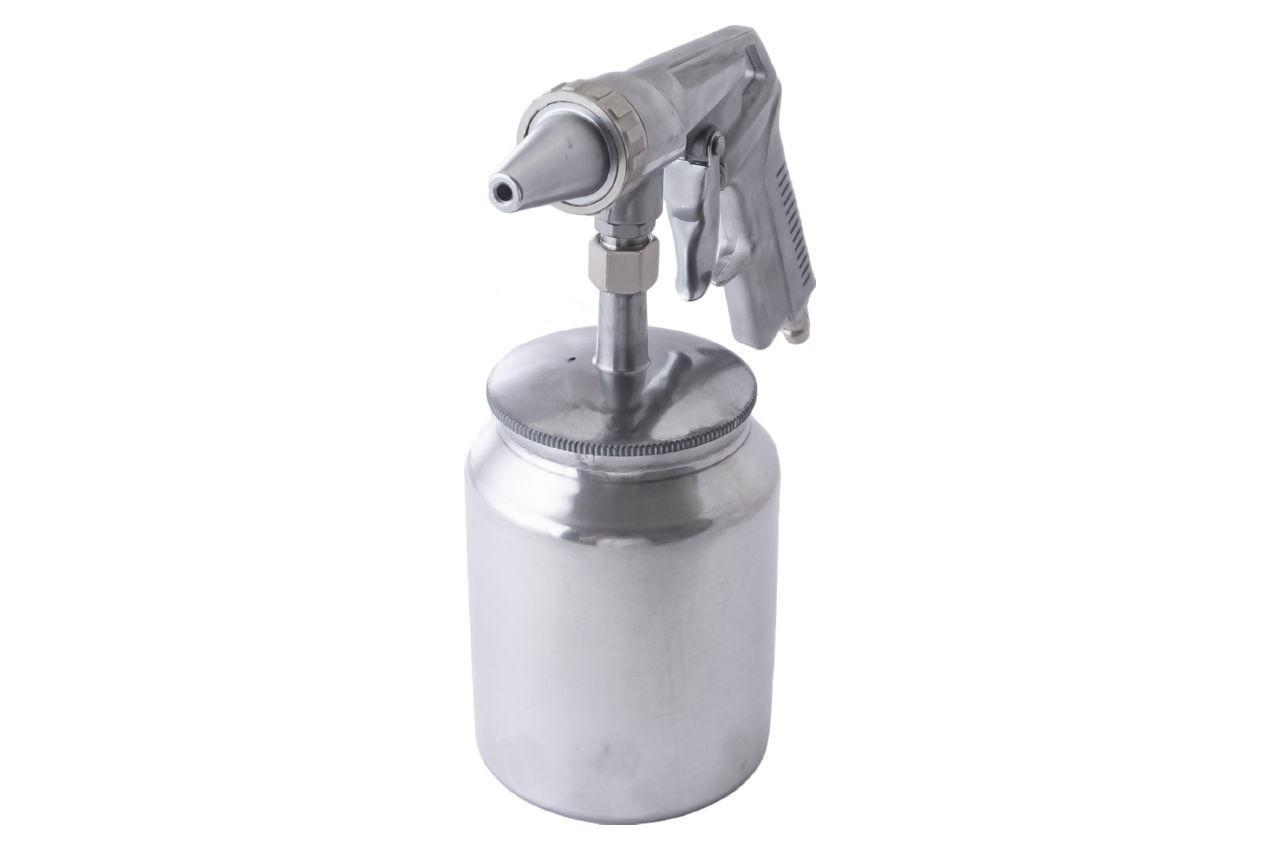 Пневмопистолет пескоструйный Mastertool - 1000 мл x 6 мм конус 2