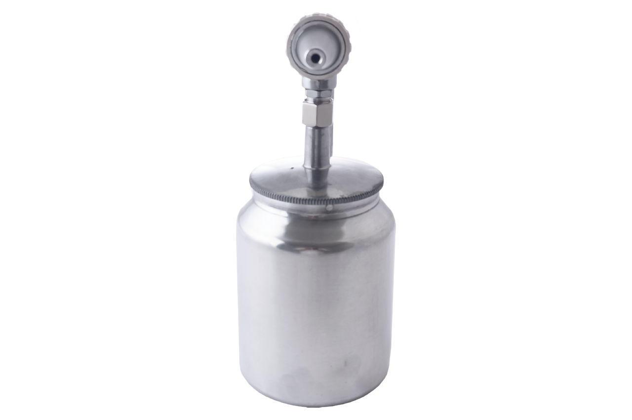 Пневмопистолет пескоструйный Mastertool - 1000 мл x 6 мм конус 3