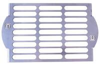 Решетка на мангал Сила - 250 x 360 x 3 мм нержавейка