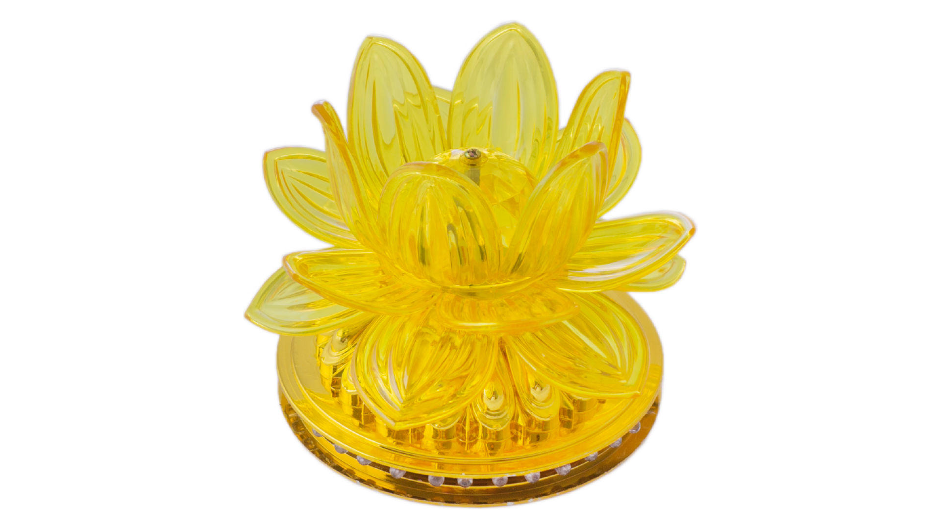 Диско лампа Crownberg - лотос подвесной CB-0317 4