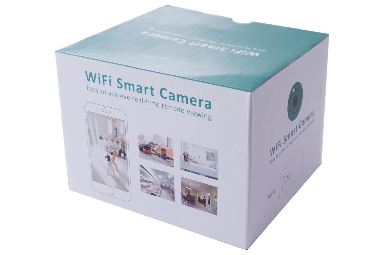 Камера видеонаблюдения беспроводная PRC - IP Smart i100 Wi-Fi 4
