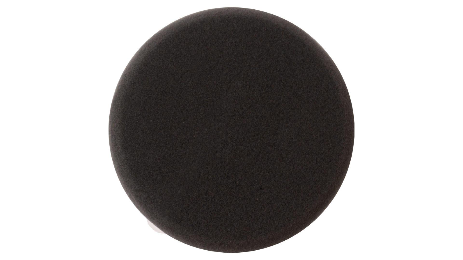 Круг полировальный поролоновый Рамболд - 125 мм x М14 черный 4