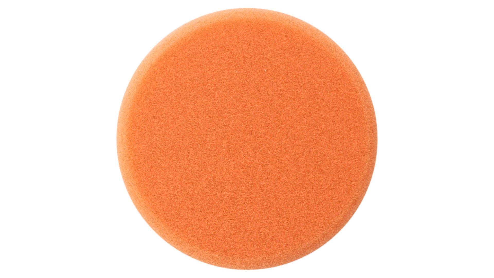 Круг полировальный поролоновый Рамболд - 150 мм x М14 оранжевый 4