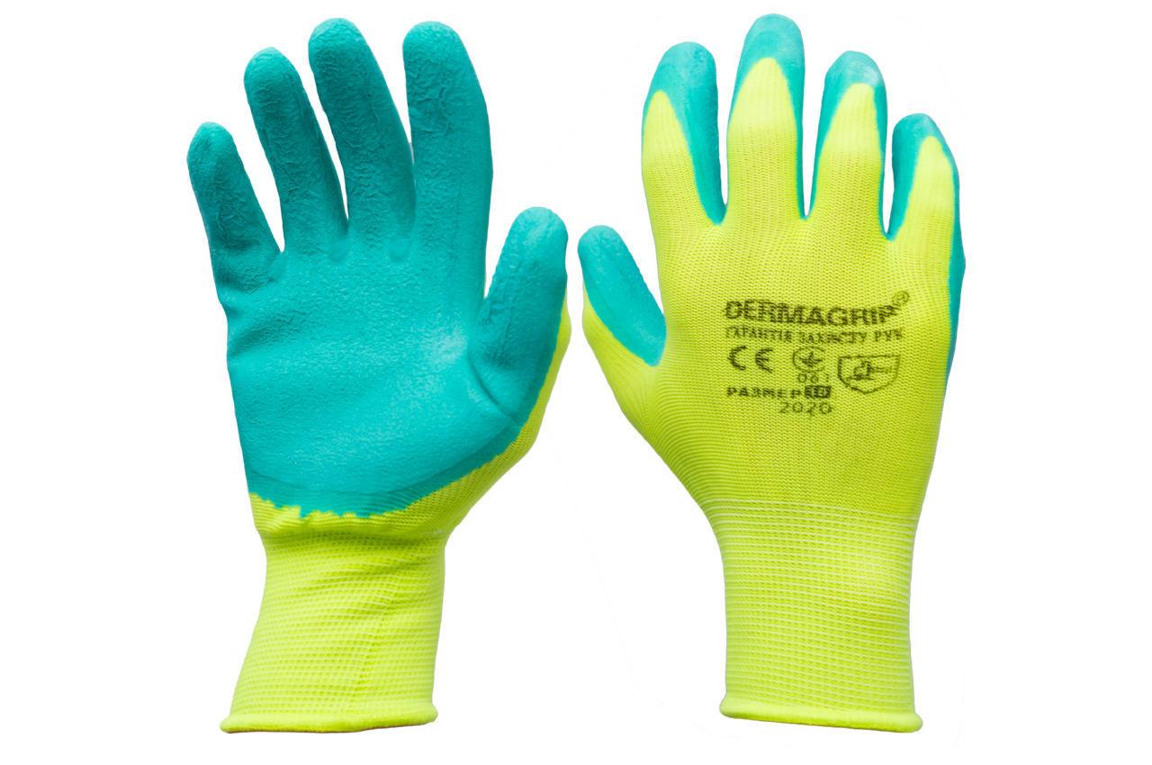 Перчатки Dermagrip PRC - 10 пена стрейч 3