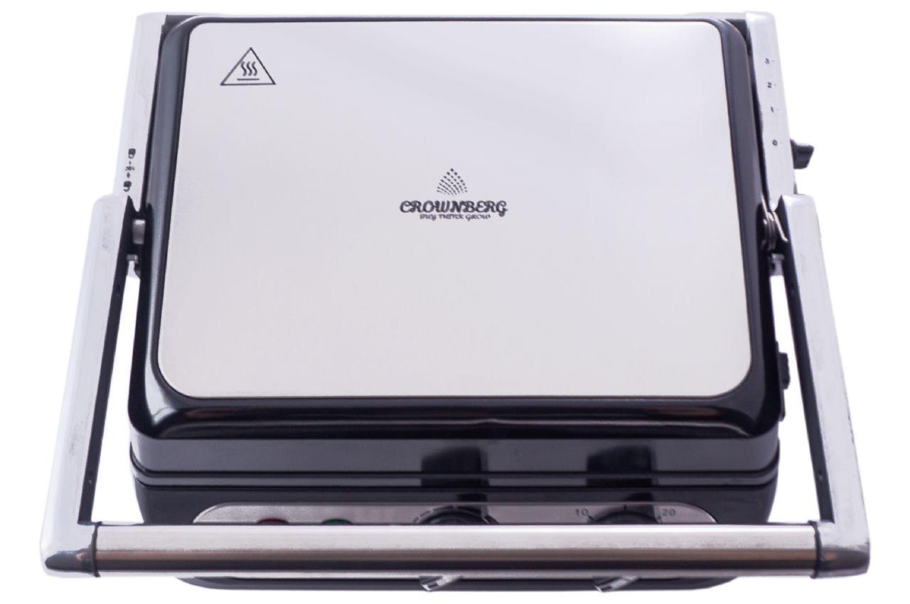 Гриль контактный Crownberg CB-1042 1
