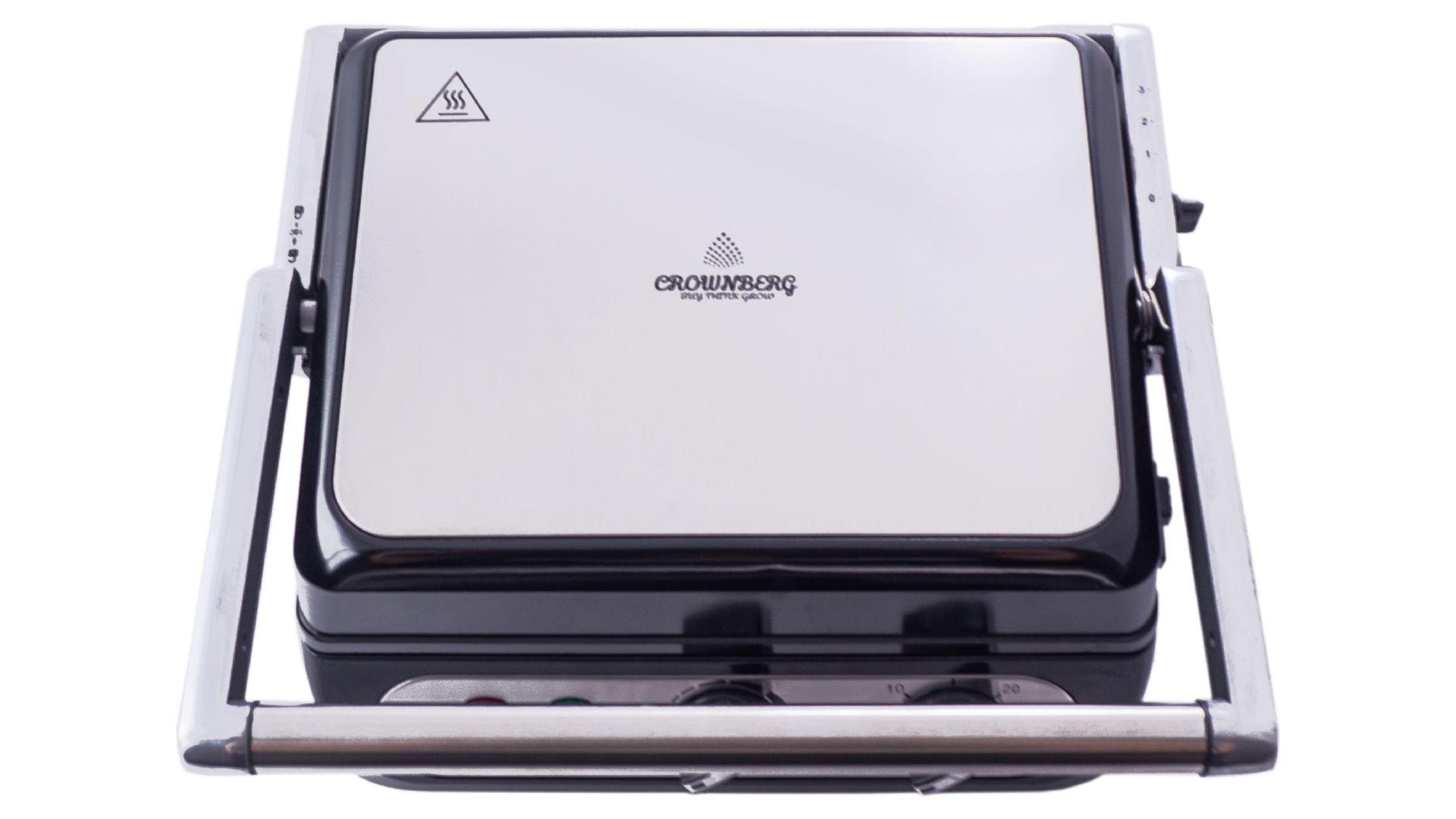 Гриль контактный Crownberg CB-1042 5