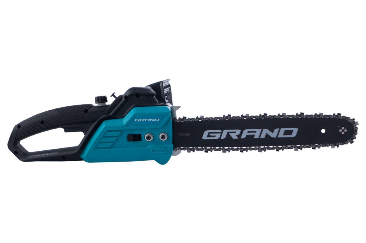 Пила цепная электрическая Grand - ПЦ-2600 1