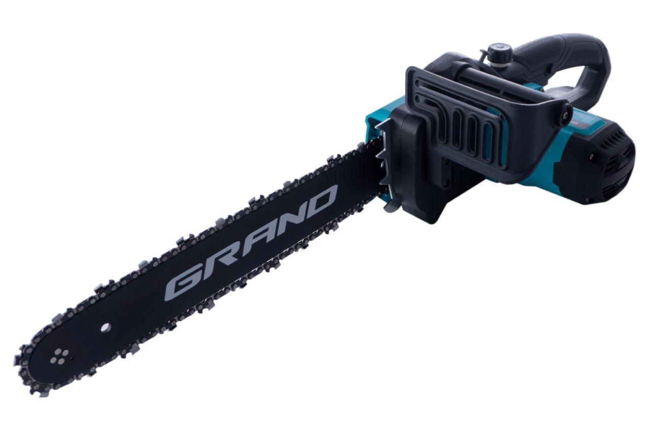 Пила цепная электрическая Grand - ПЦ-2600 4
