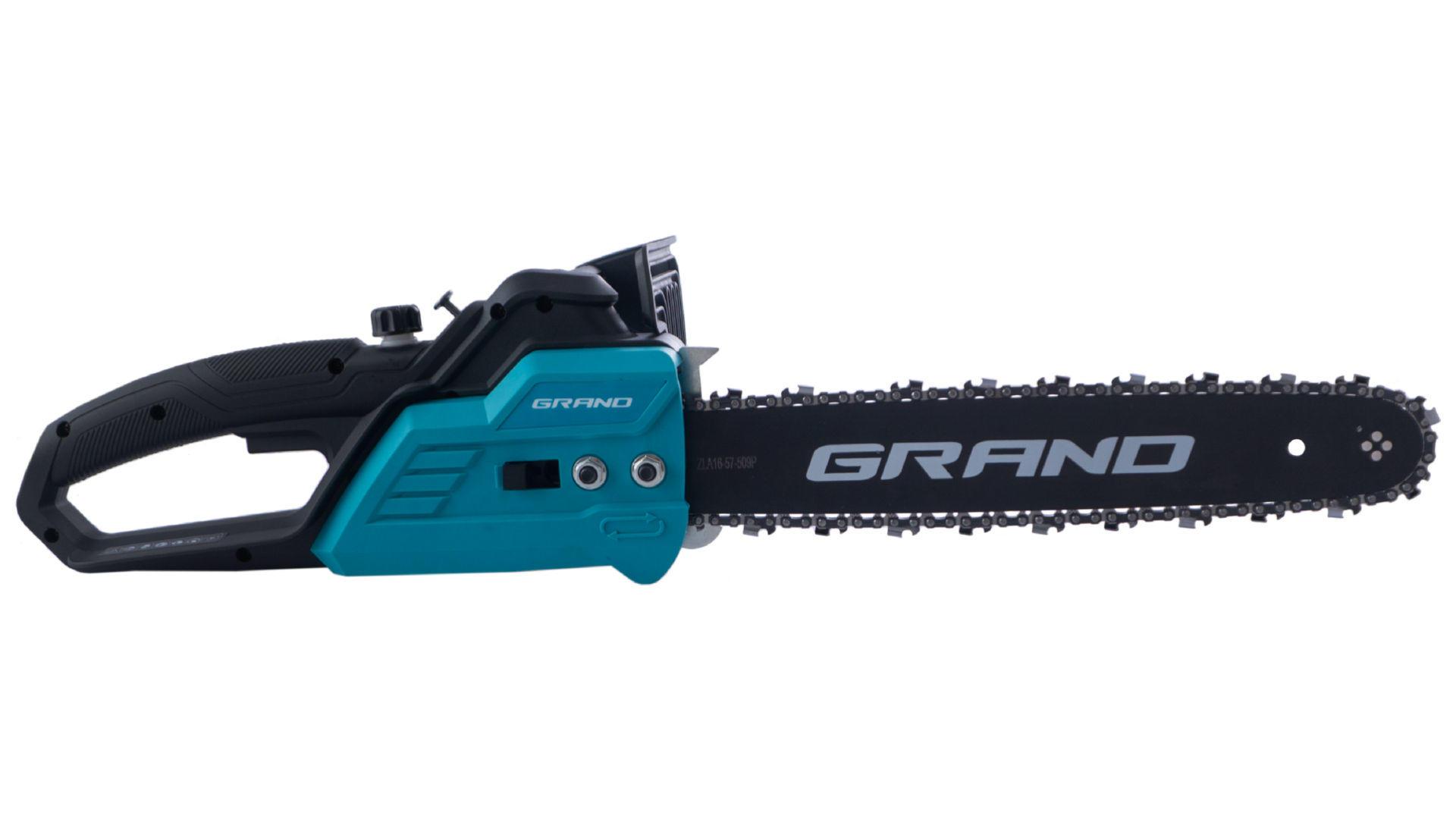 Пила цепная электрическая Grand - ПЦ-2600 6