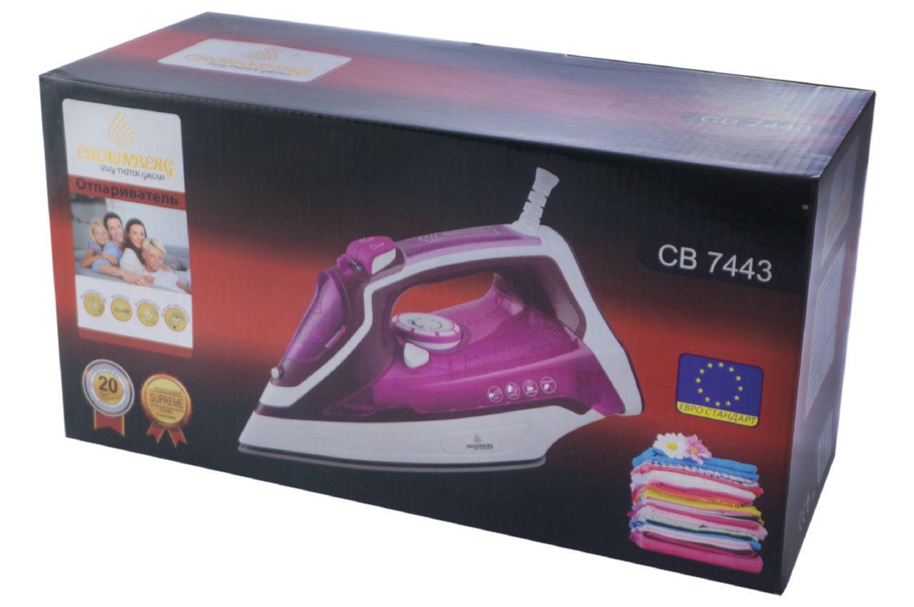 Утюг Crownberg - CB-7443 4