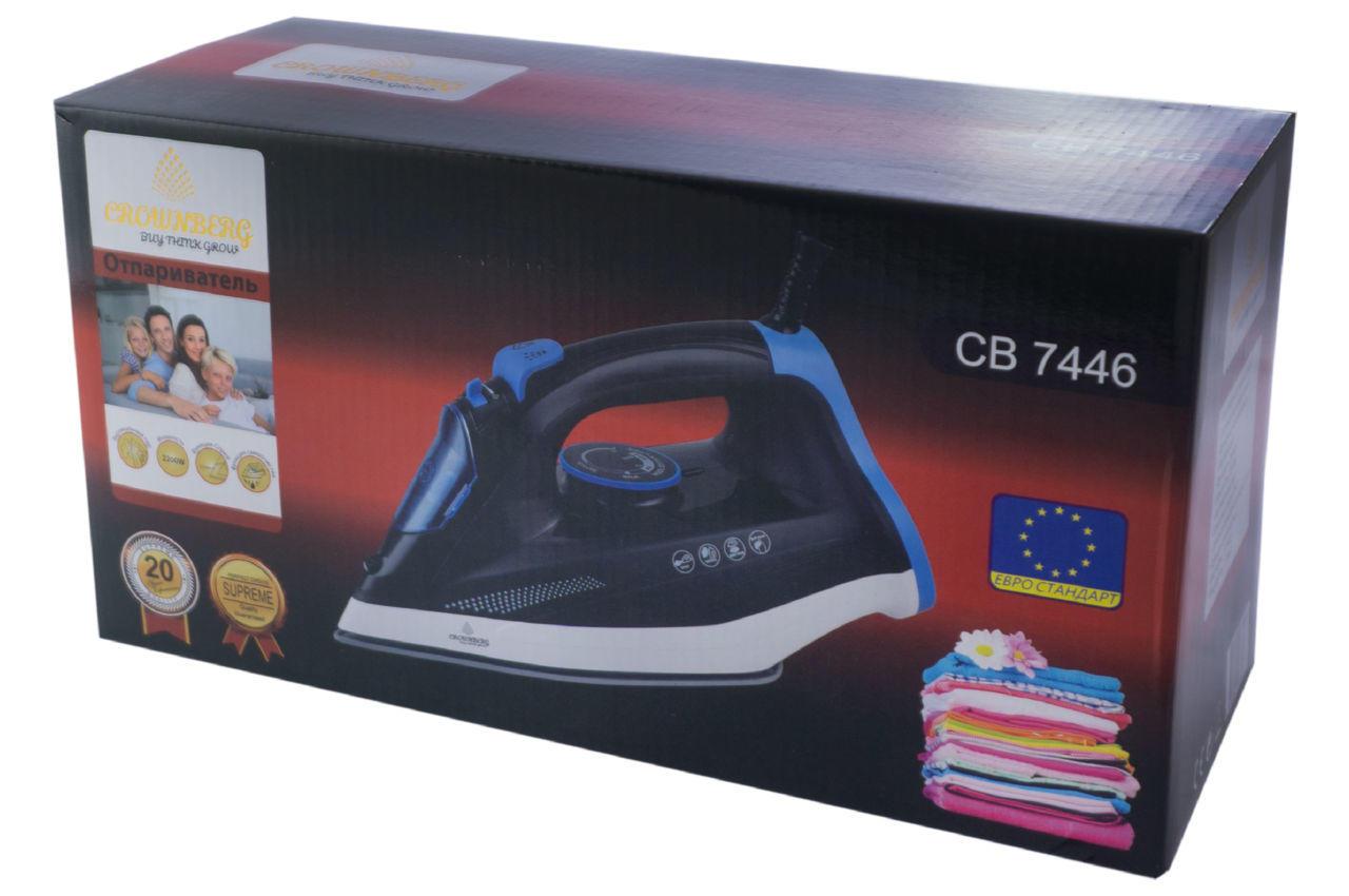 Утюг Crownberg - CB-7446 4