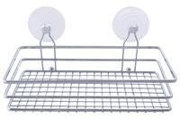 Полка для ванной Besser - 250 x 110 x 95 мм прямая одинарная 0510