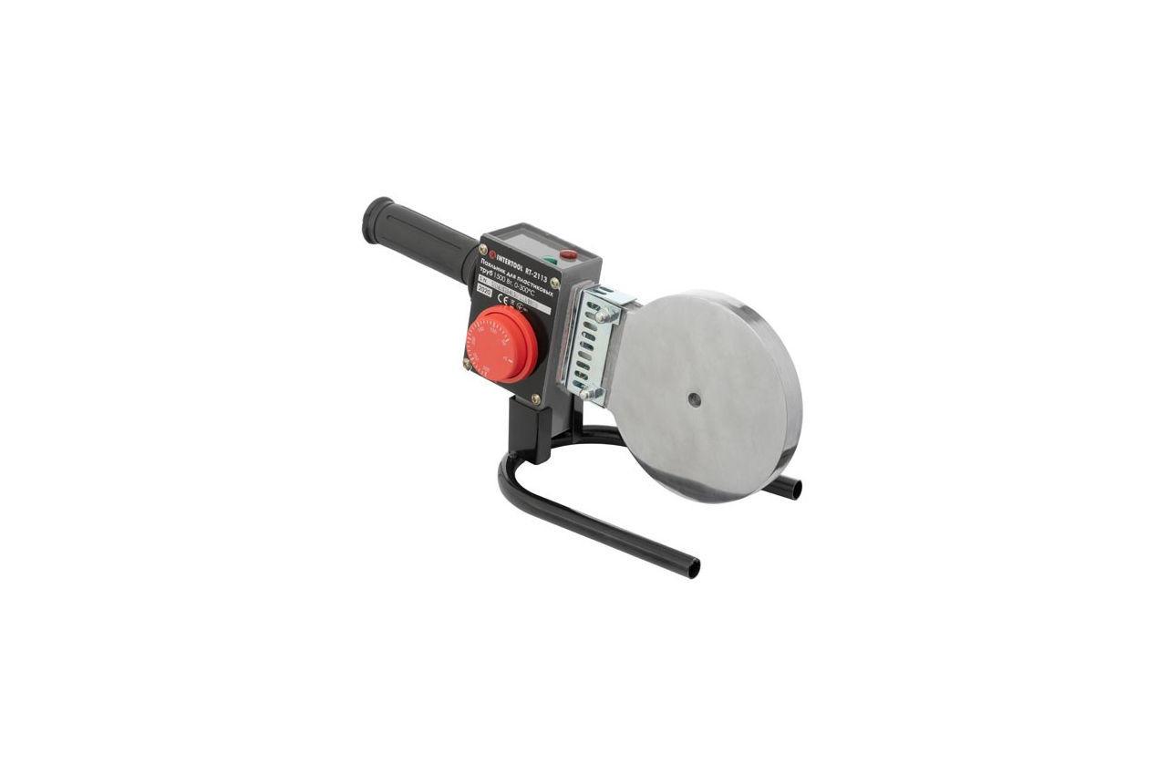 Паяльник пластиковых труб Intertool - 1500 Вт x 75-110 мм 1