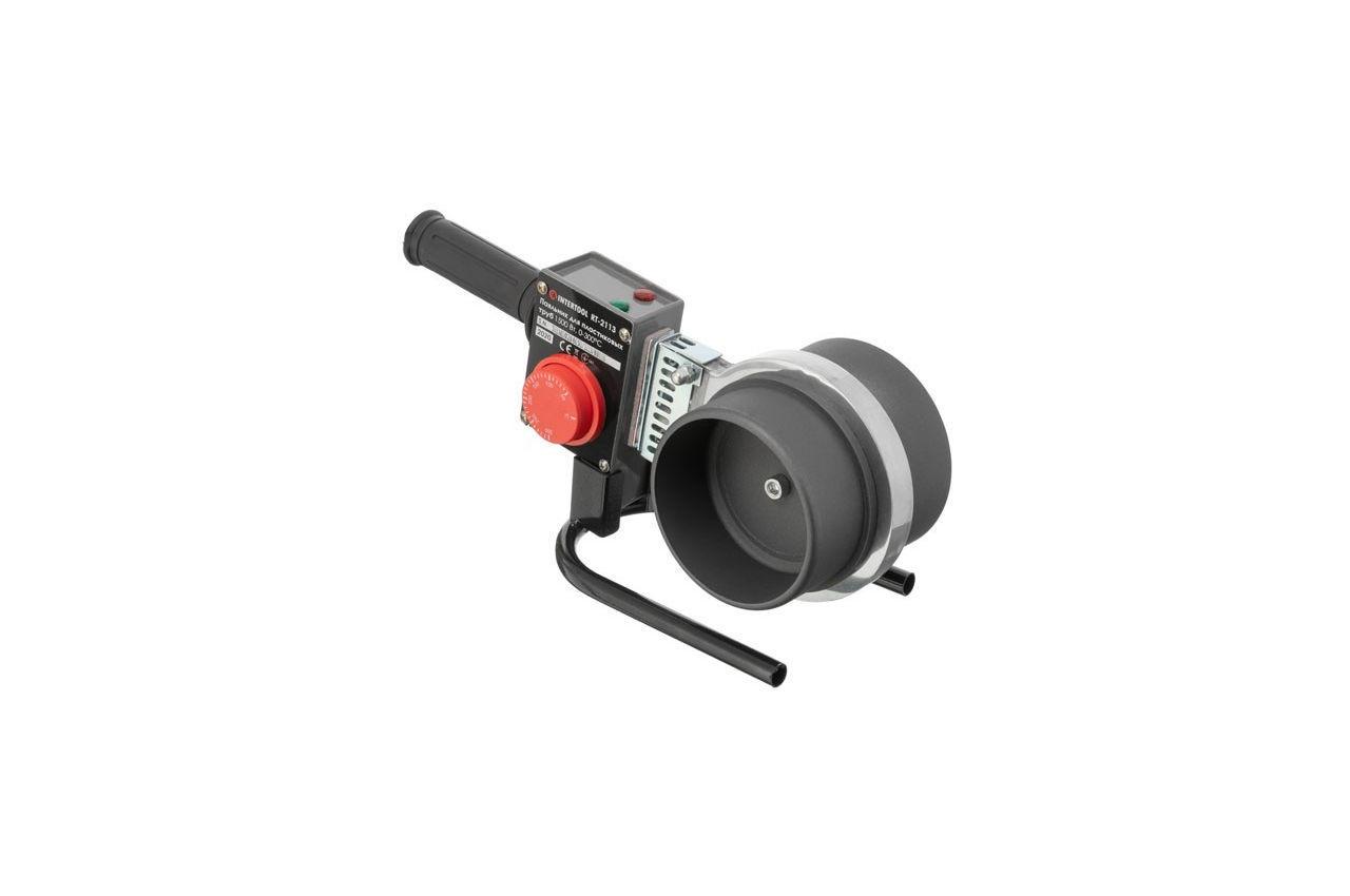 Паяльник пластиковых труб Intertool - 1500 Вт x 75-110 мм 2