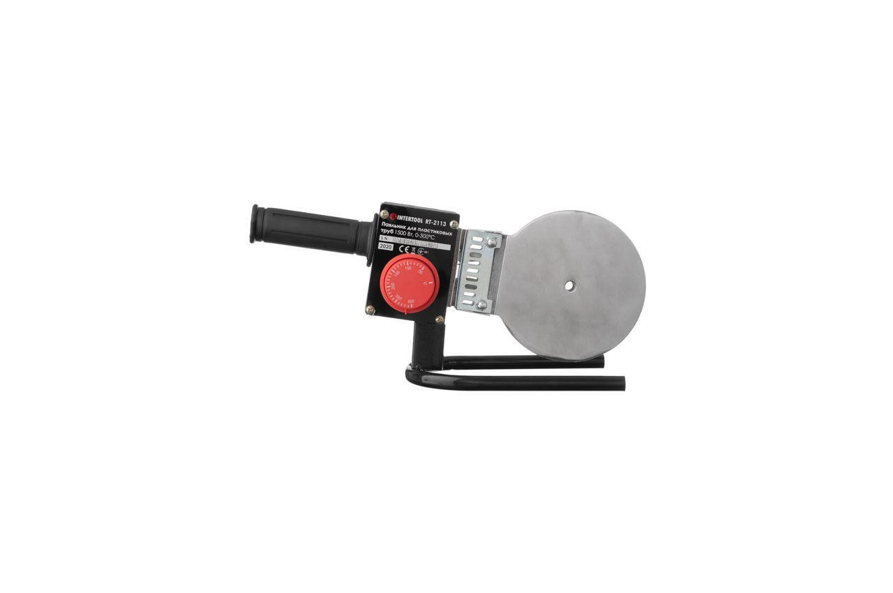 Паяльник пластиковых труб Intertool - 1500 Вт x 75-110 мм 3