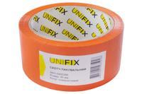 Скотч Unifix - 45 мм x 80 м x 40 мкм оранжевый