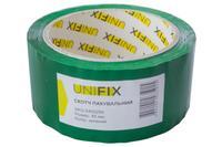 Скотч Unifix - 45 мм x 80 м x 40 мкм зеленый