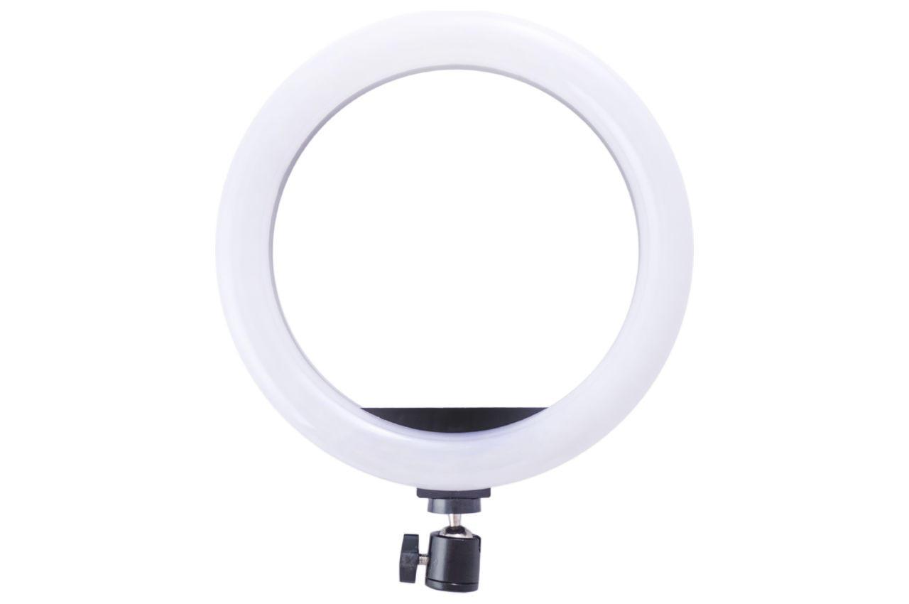 Лампа кольцевая RGB - 260 мм 1
