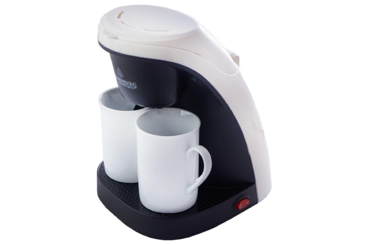 Кофеварка капельная Crownberg - CB-1567 3