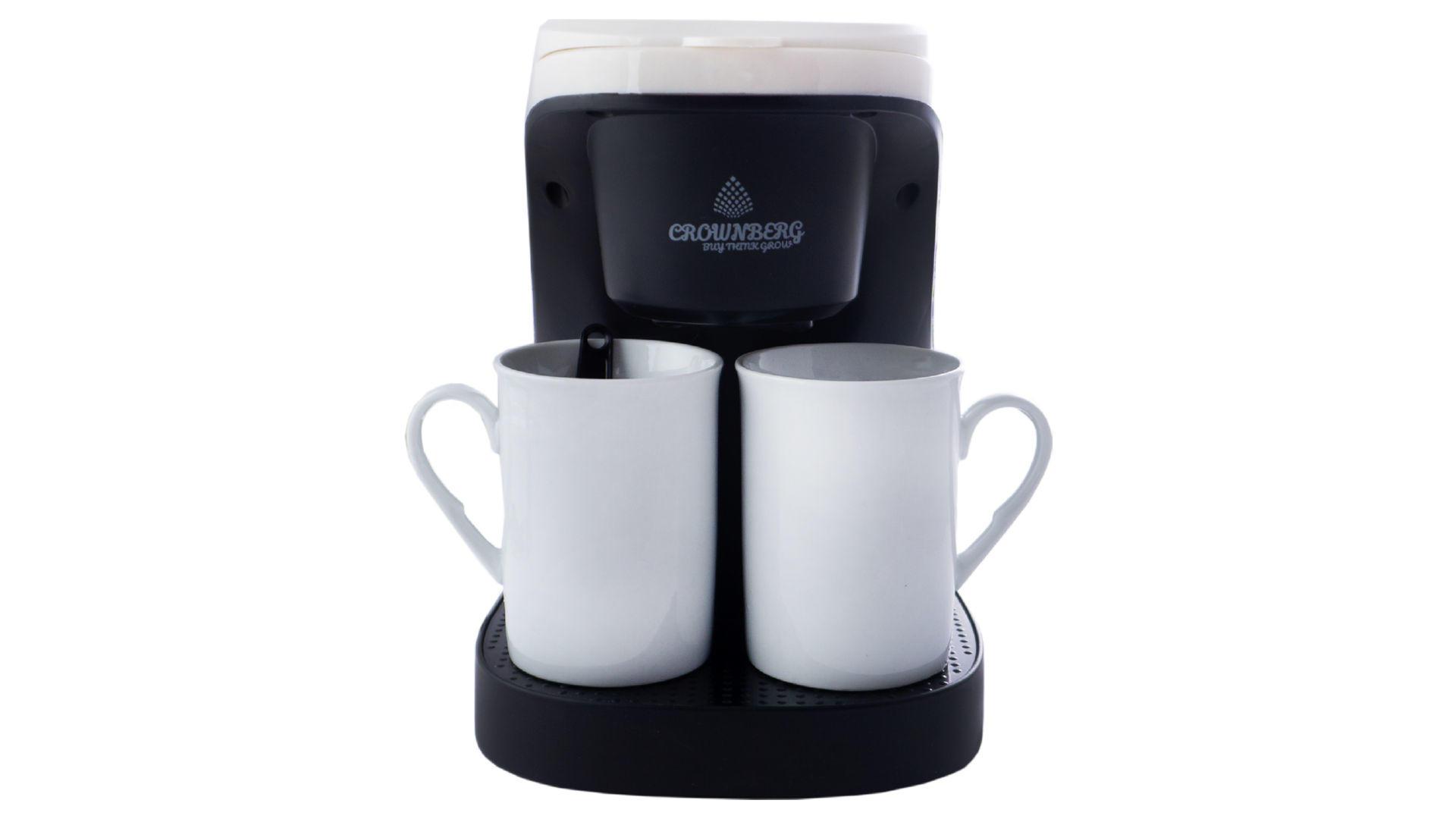Кофеварка капельная Crownberg - CB-1567 5