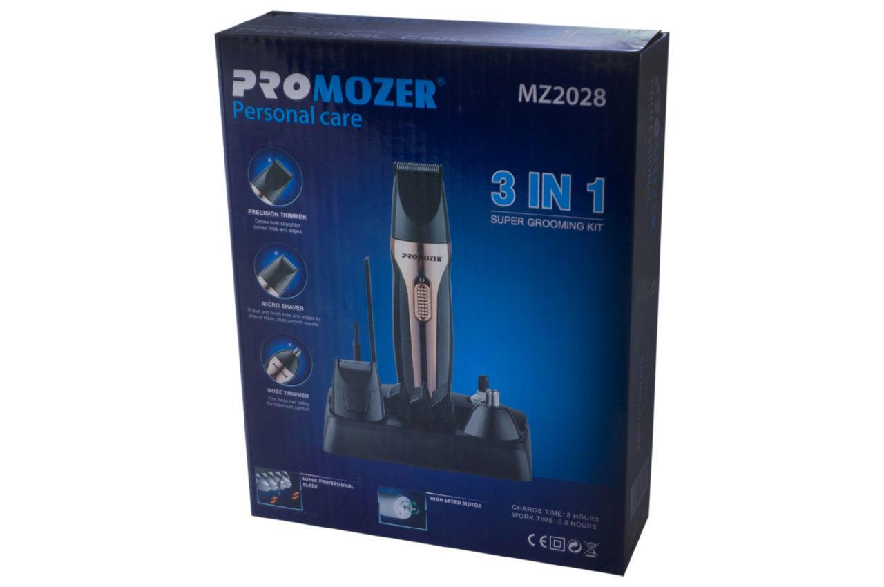 Машинка для стрижки Mozer - MZ-2028 8