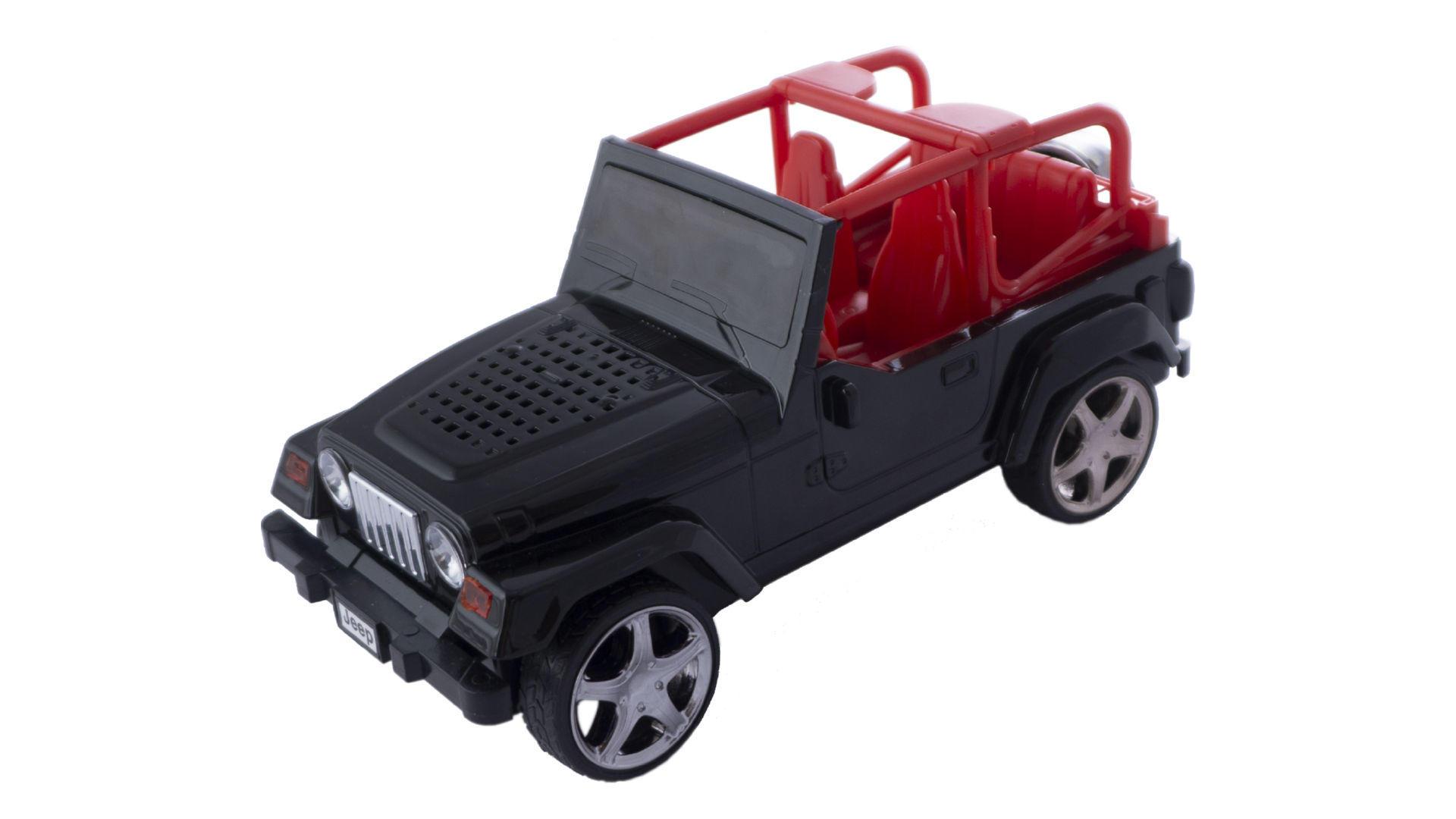 Колонка портативная Elite - Jeep 6