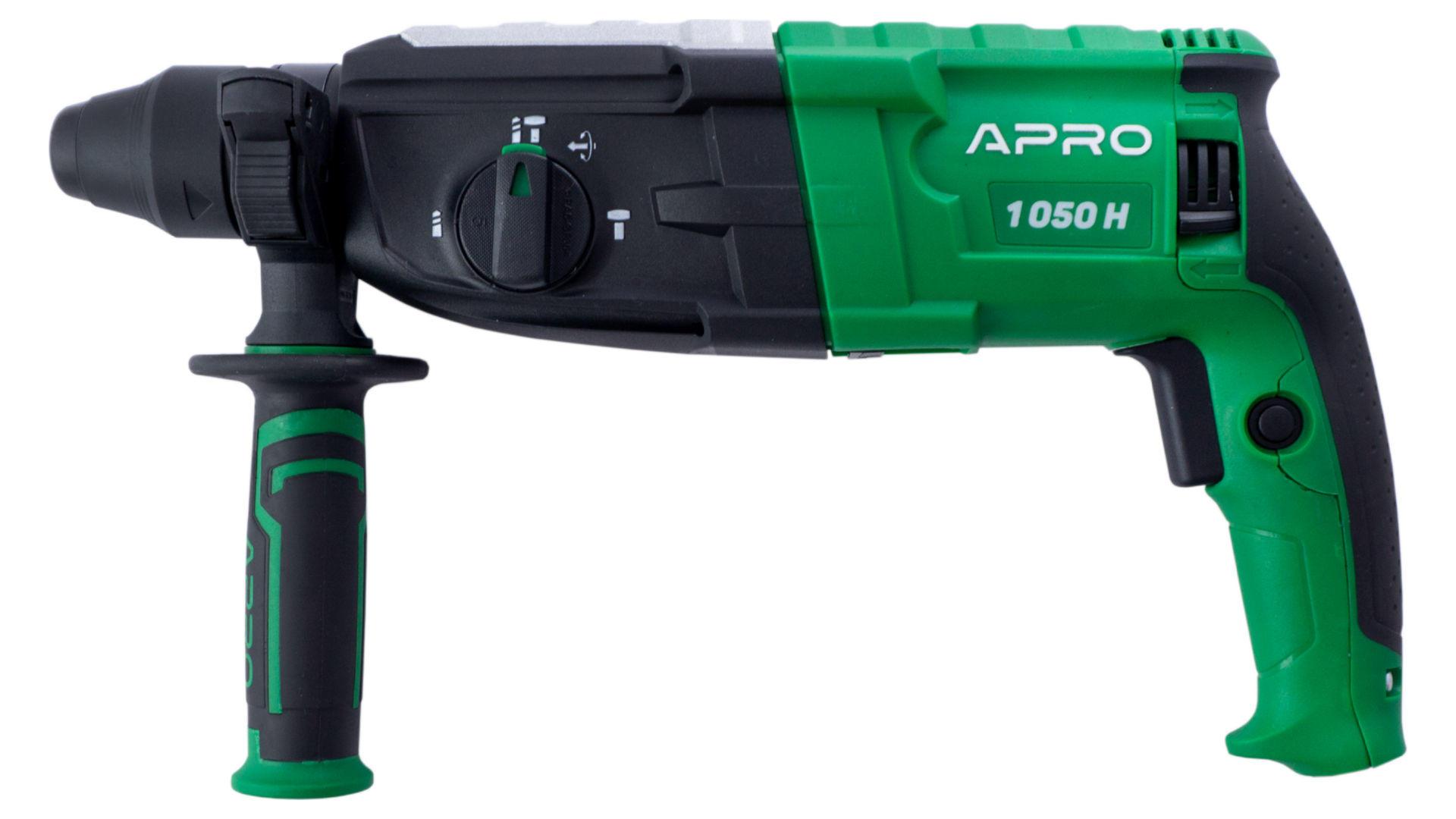 Перфоратор прямой Apro - 1050H 7