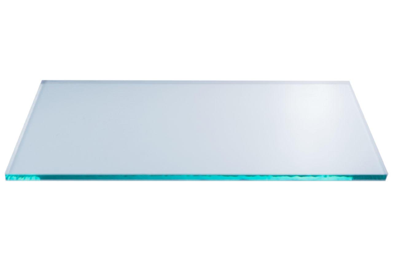 Стекло защитное для сварки Mastertool - 52 x 102 мм прозрачное 2