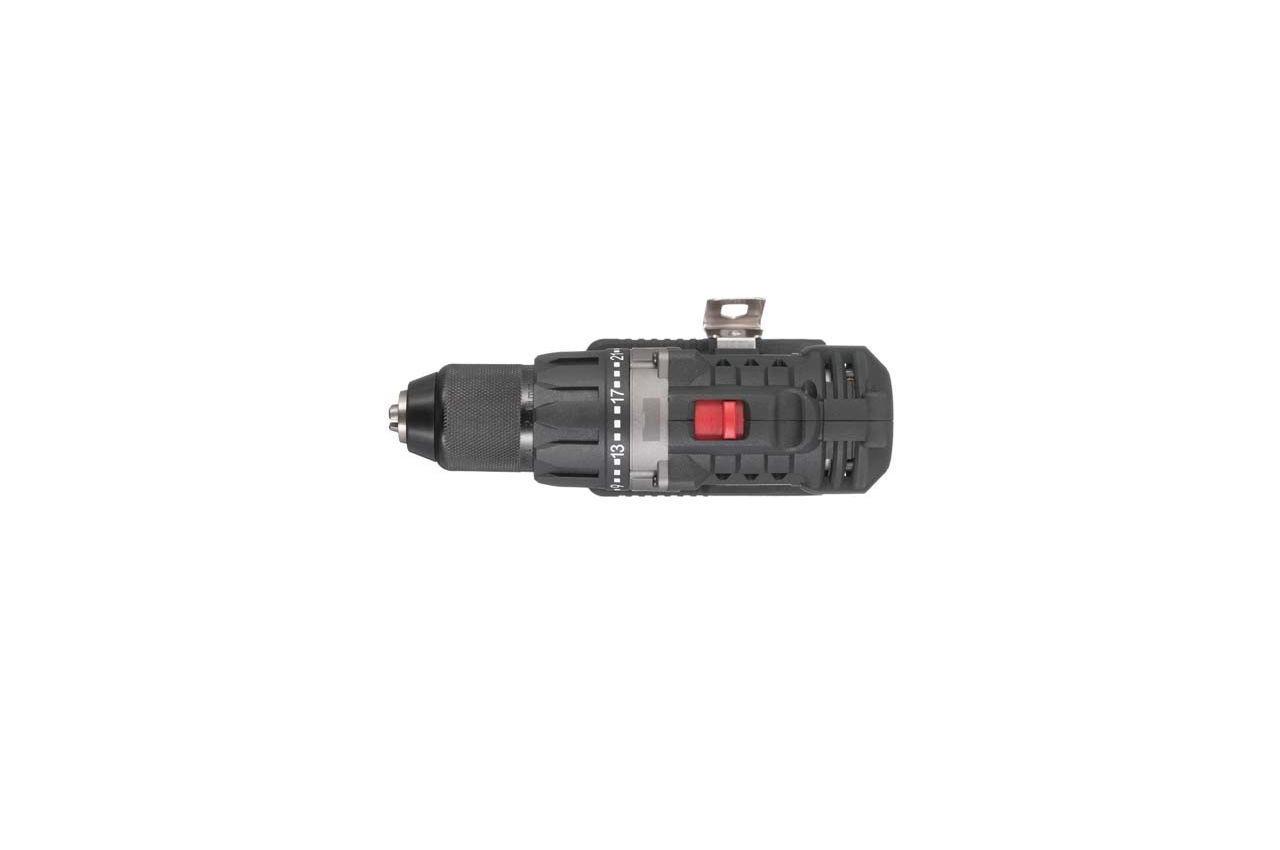 Шуруповерт аккумуляторный Intertool - 20 В x 2 Ач Li-Ion Storm 10