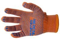 Перчатка Mastertool - 70/30 с точкой 40 г оранжевые