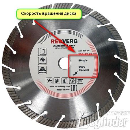 купить диск по бетону на большую болгарку