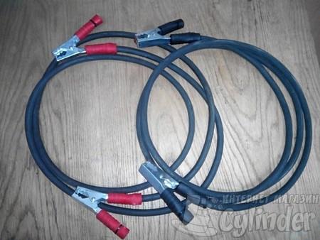 как сделать провода для прикуривания своими руками