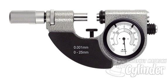 часовой микрометры со стрелкой