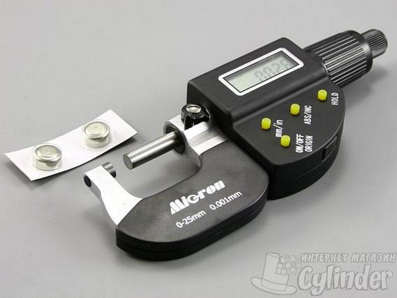 цифровые микрометры